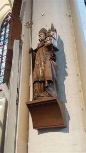 Bischof Ansgar von Bremen (St. Petri Kirche)