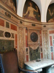 Kaiserzimmer für Wilhelm II