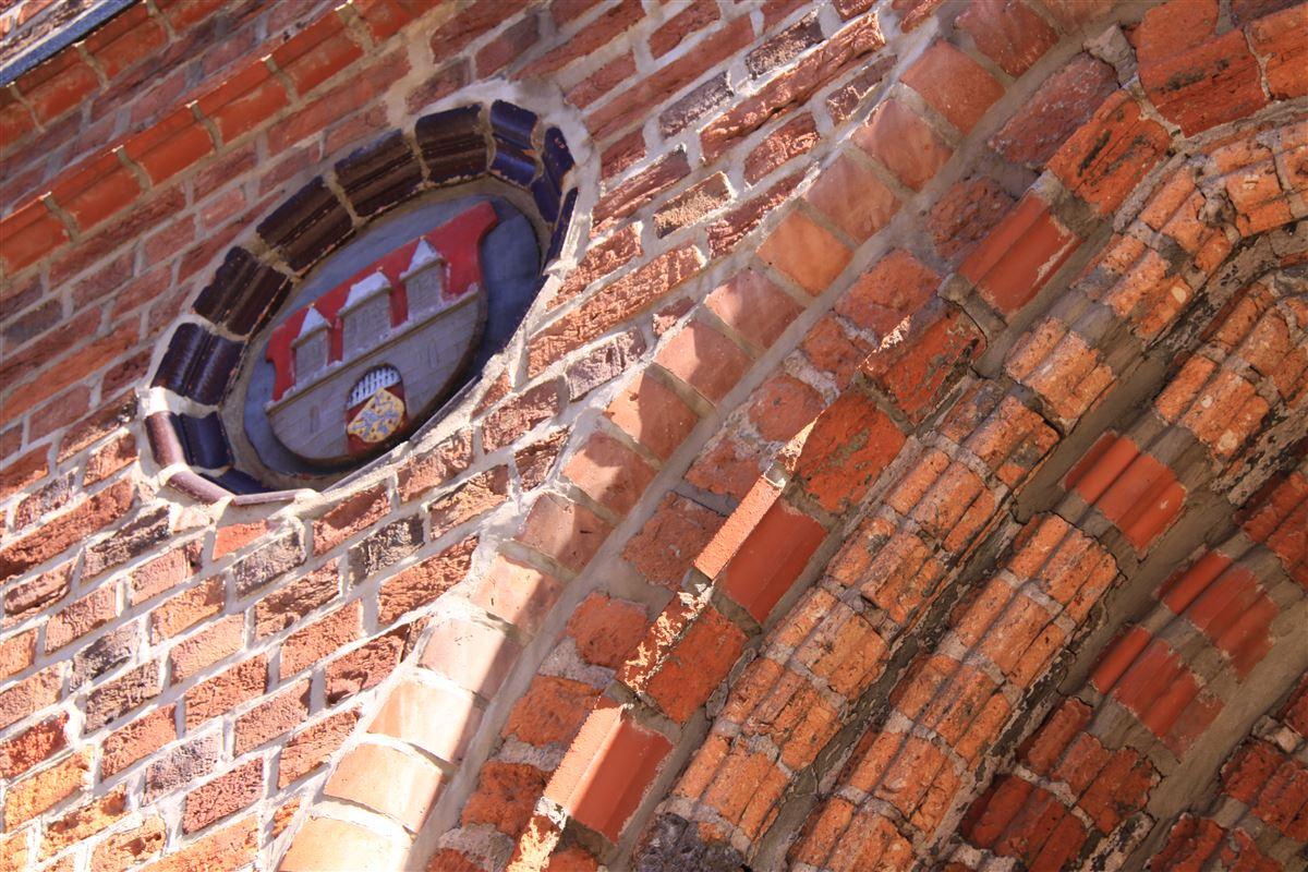 Backstein Brömsehaus Lüneburg