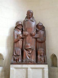 Ernst Barlach Denkmal