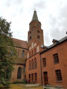 Innenhof Klausur