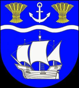 Beidenfleth-Wappen mit Holk