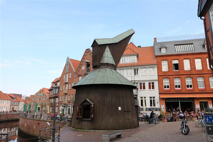 Photo of Holzkran Einfallsreiche Lastenheber des Mittelalters