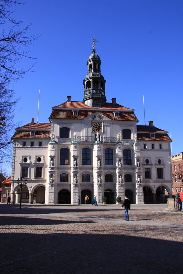 Photo of Rathaus Lüneburg Schmuckstück aus dem Mittelalter