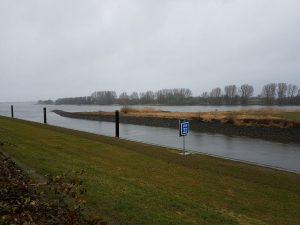 Ilmenau Zufluss in die Elbe