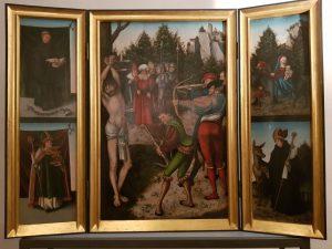 Lucas Cranach Altar