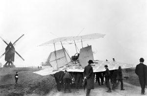Jatho Drachen 1907 Lister Bockwindmuehle