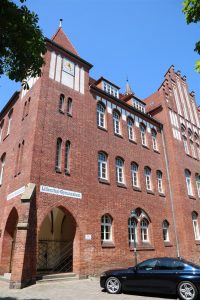 Lilienthal Gymnasium Anklam