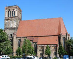 Nikolaikirche in Anklam