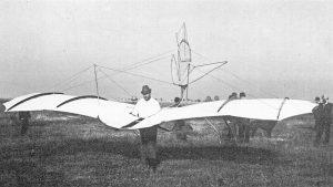 Normalsegelapparat 1895