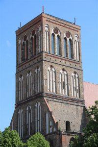 Turm der Nikolaikirche Anklam