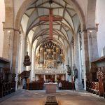 Dom Schiff mit Ladegast Orgel