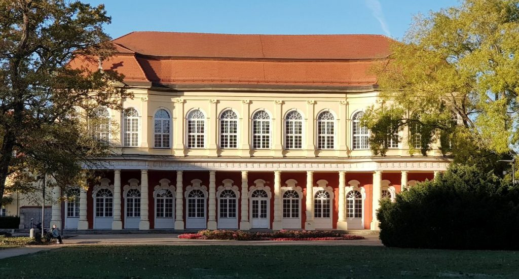 Schlossgarten Salon